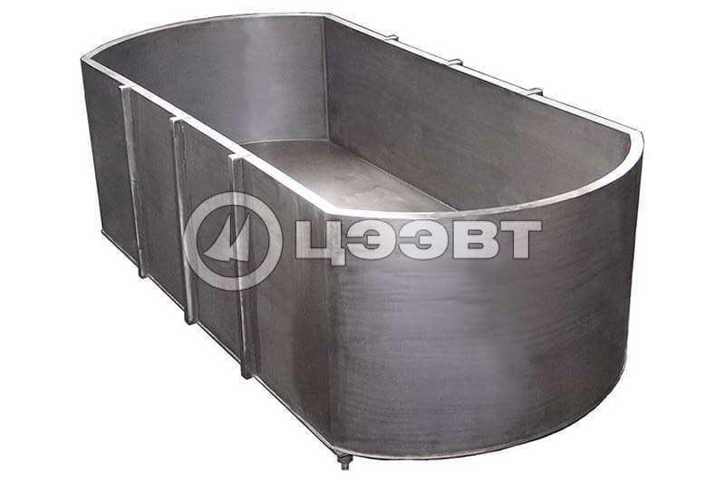 Металлоконструкции из нержавеющей стали на заказ. Рис. 3